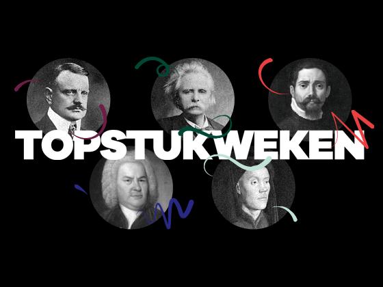 Vijf topstukken uit de muziekgeschiedenis