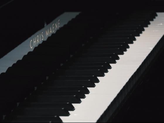 Rechtsnarige piano