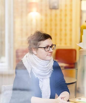 Sopraan Zsuzsi Tóth over haar favoriete plek in Brugge