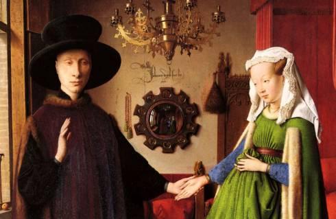 Dufay, the Arnolfinis and Jan van Eyck