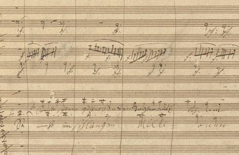 Ludwig van Beethoven and 'his Ninth'