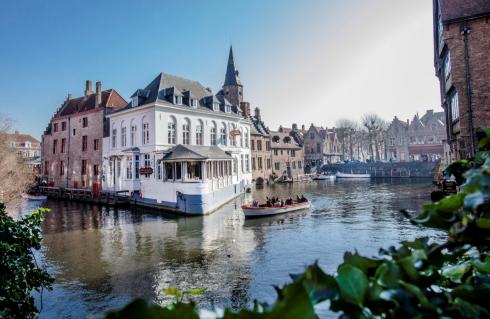 De Venetiaanse erfenis in Brugge
