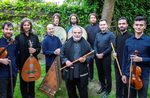 Kudsi Ergüner & Lâmekân Ensemble ft. Derya Türkan