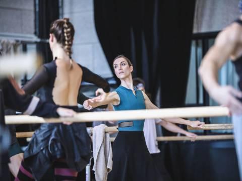 Hanne danst … op tv en in het Concertgebouw!