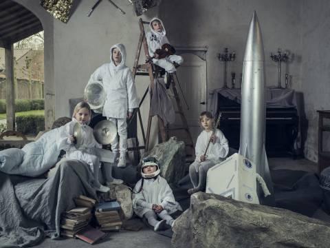 Fotograaf Tim Coppens over zijn fotoreeks voor de familievoorstellingen