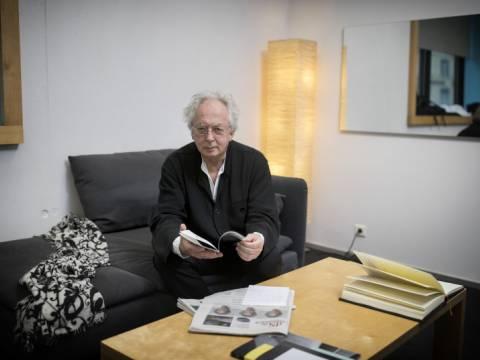 In de loge – Philippe Herreweghe