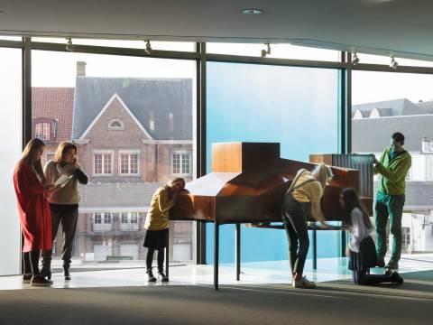 Win een ontbijt & tickets voor Concertgebouw Circuit