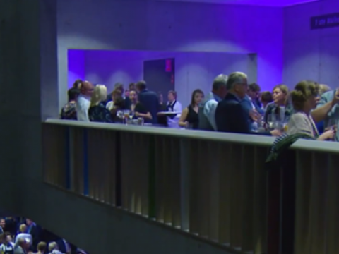 Eerste maal Liantis awards in Concertzaal