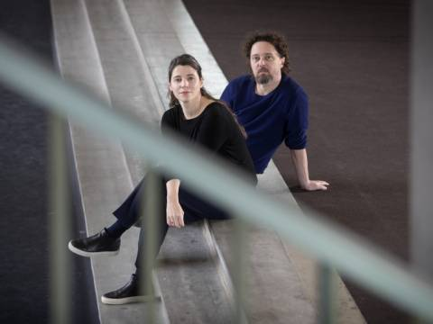 Maak kennis met de huisartiest ECCE: Claire Croizé & Etienne Guilloteau