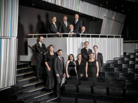 Vox Luminis / Huisartiest van het Concertgebouw