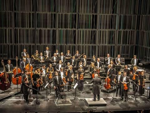 Opname concert Beethovens Negende