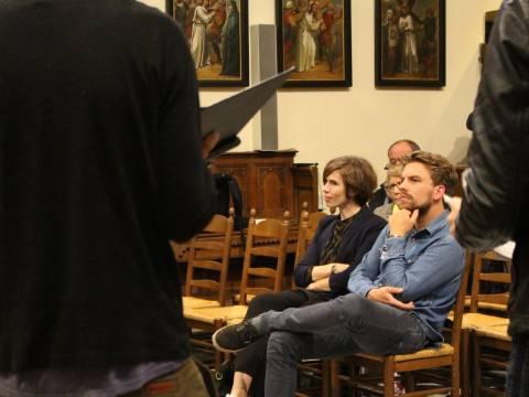 Uit het publiek geplukt: Pieter-Jan Verfaillie