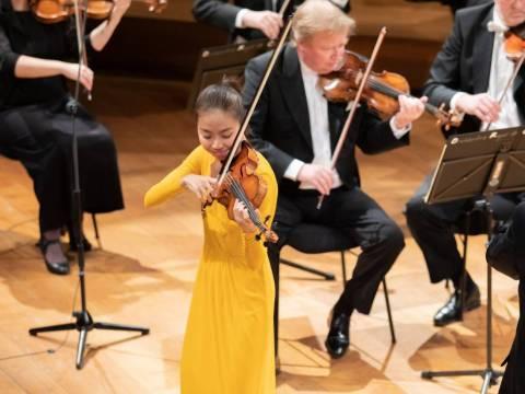 Laureatenconcerten Koningin Elisabethwedstrijd