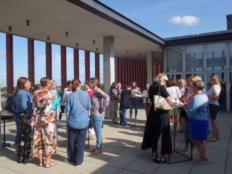 Introductie Meeting in Brugge aan AZ Sint-Jan