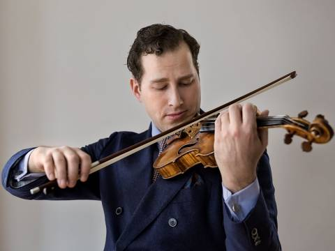 Brussels Philharmonic & Nikolaj Szeps-Znaider