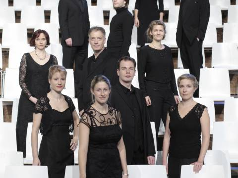 Vocalconsort Berlin & Daniel Reuss