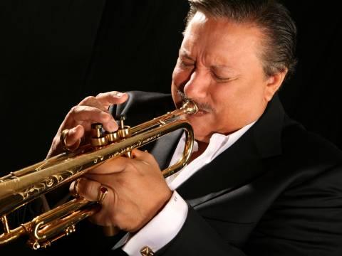 Arturo Sandoval en Houtlands Harmonieorkest