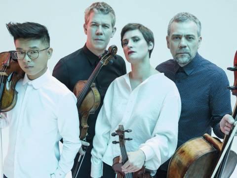 Quatuor Diotima & Naomi Sato