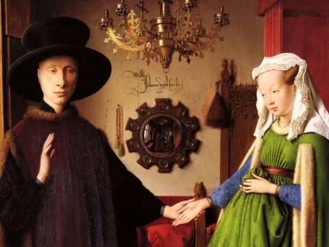 Dufay, de Arnolfini's en Jan van Eyck