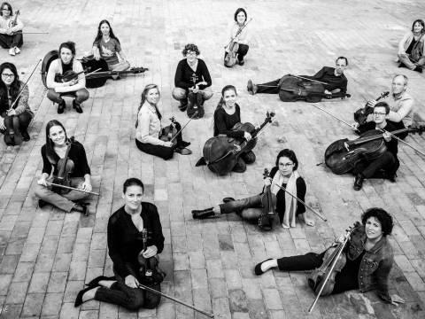 Bryggen - Strijkorkest Brugge - Lanceringsconcert - Pärt, Glass, Vasks, Grieg.