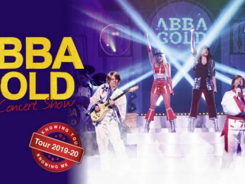 ABBA Gold - The Concert Show - Knowing me - Knowing you