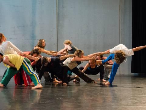 Dansworkshop Pasionaria