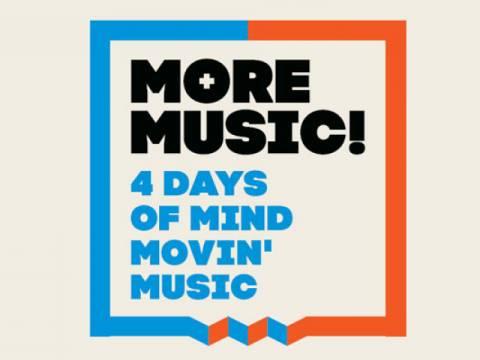 More Music! Saturday