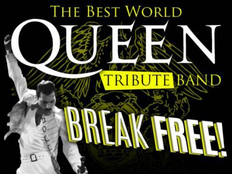 Break Free Show - Queen Tribute