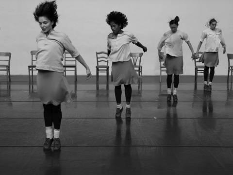 Tentoonstelling Rosas danst Rosas (09.01 - 24.04.19)