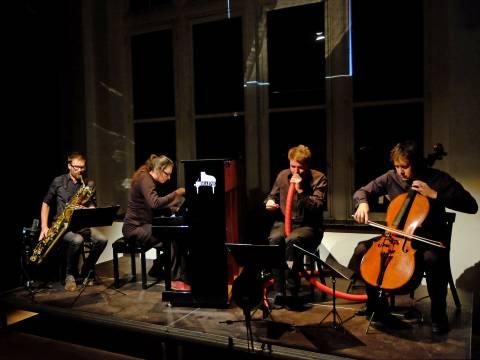 CLUB Surround Nadar Ensemble