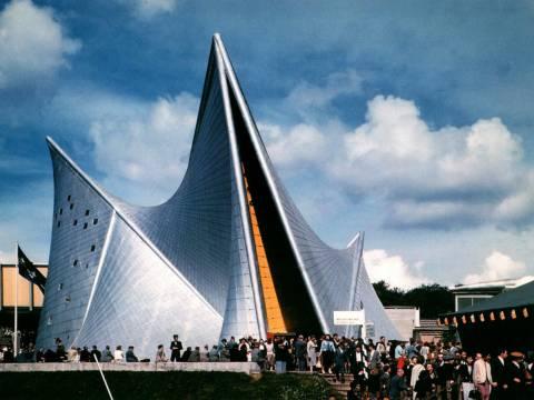 Conférence pavillon Philips '58