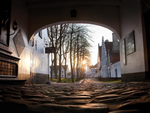 When in Bruges