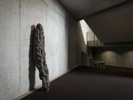 Sculptuur zonder eigenschappen (Leunende figuur) (2017)