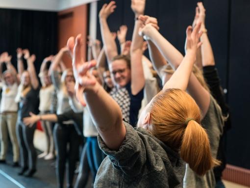 Workshop modern dance
