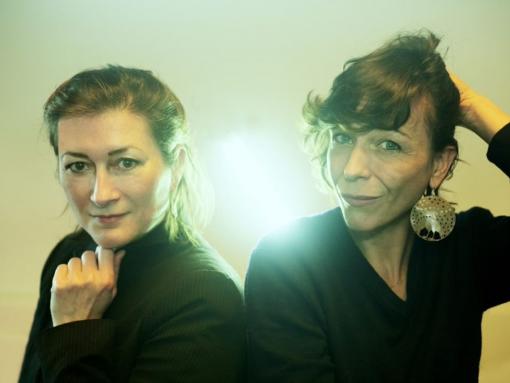 Lisbeth Gruwez & Claire Chevallier