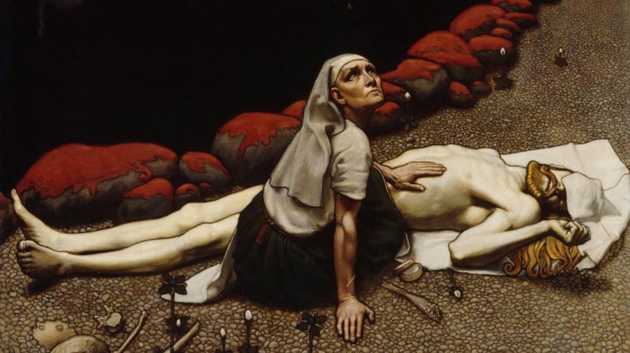 Door tijdgenoot Aksela Gallen-Kalela (1865-1931)