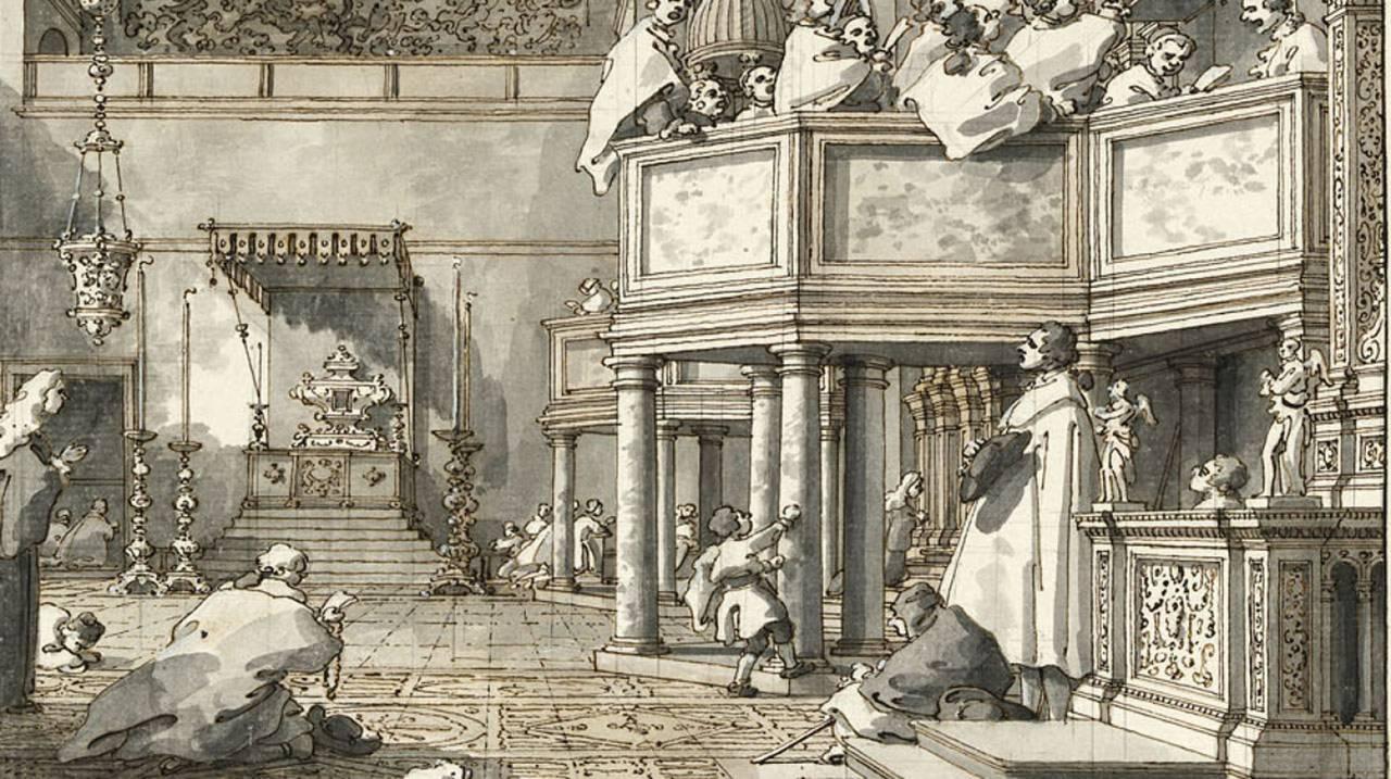 Lezing Venetië