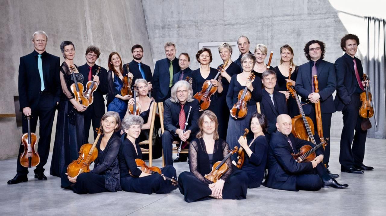 Vox Luminis & Freiburger Barockorchester