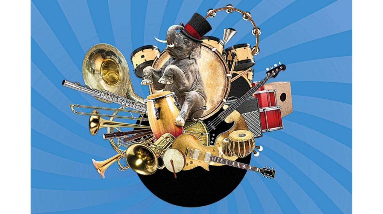 Le Rêve d'Éléphant Orchestra