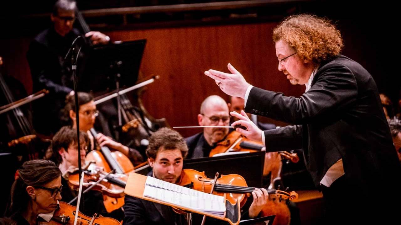 2018 Brussels Philharmonic & Stéphane Denève