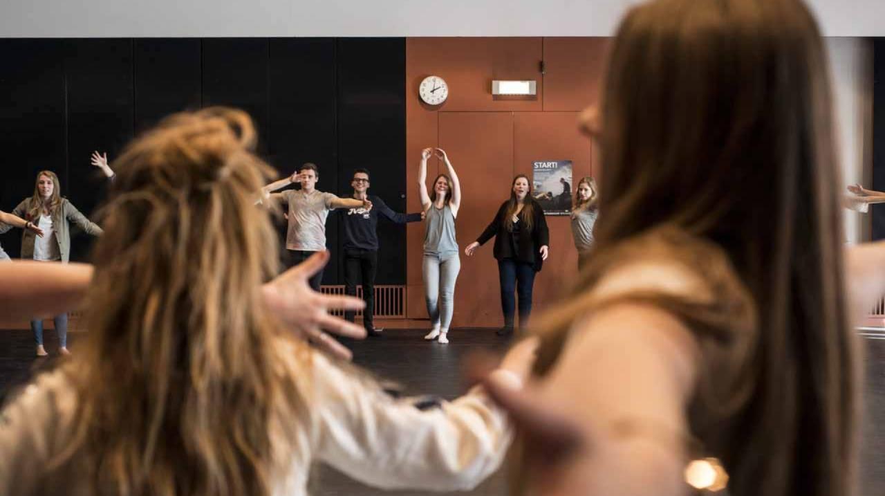 workshop Ballet Van VLaanderen