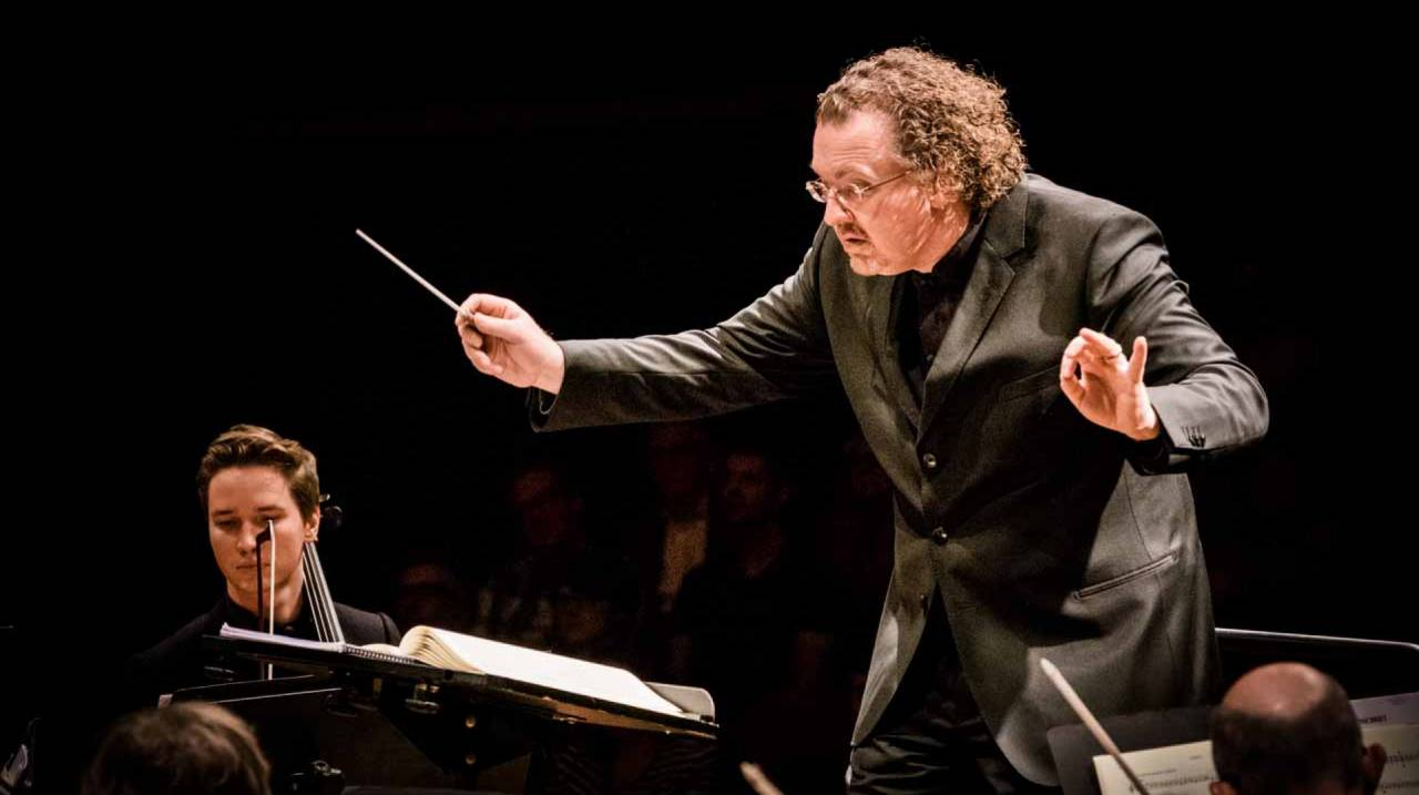 Brussels Philharmonic & Stéphane Denève