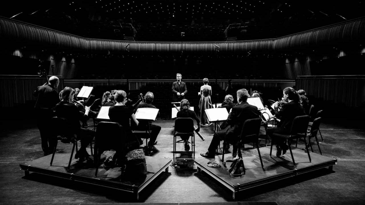 Capriola di Gioia met orkest