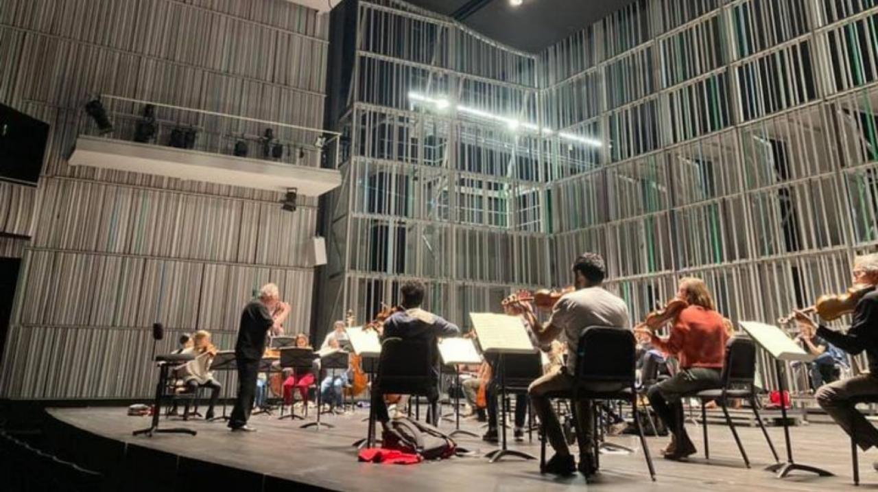 Repetitie Collegium Vocale Gent Academy