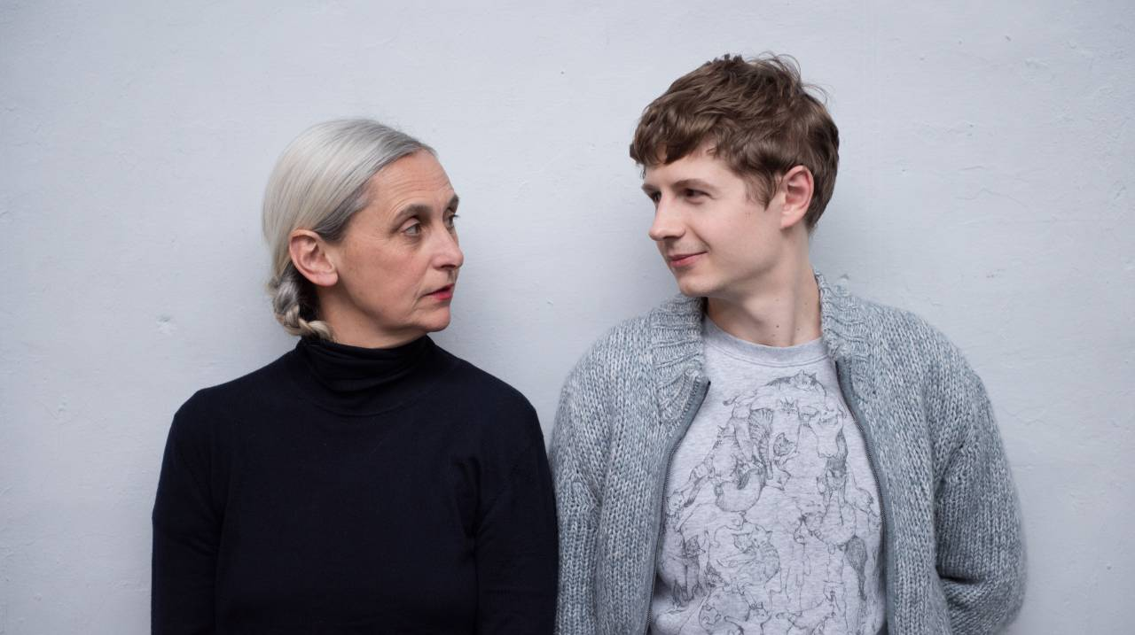 Pavel Kolesnikov & Anne Teresa De Keersmaeker