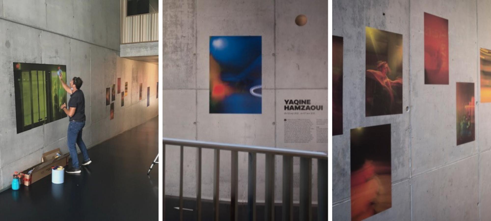 Nieuwe expo Yaqine Hamzaoui