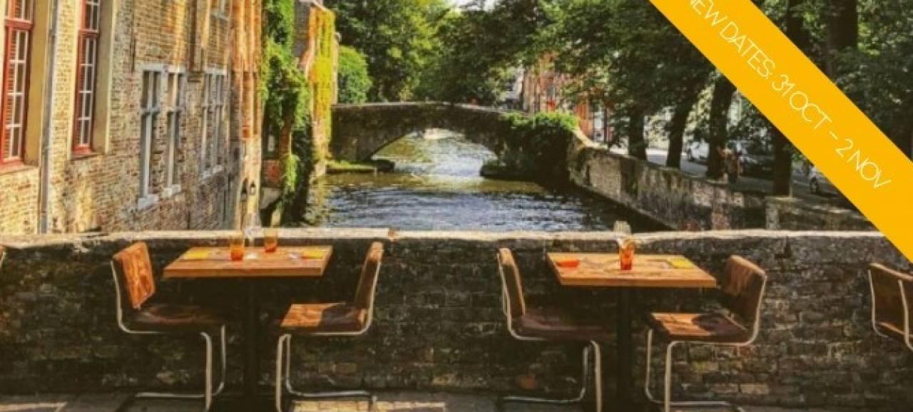 Concertgebouw Brugge ontvangt het UNWTO World Forum on Gastronomy Tourism