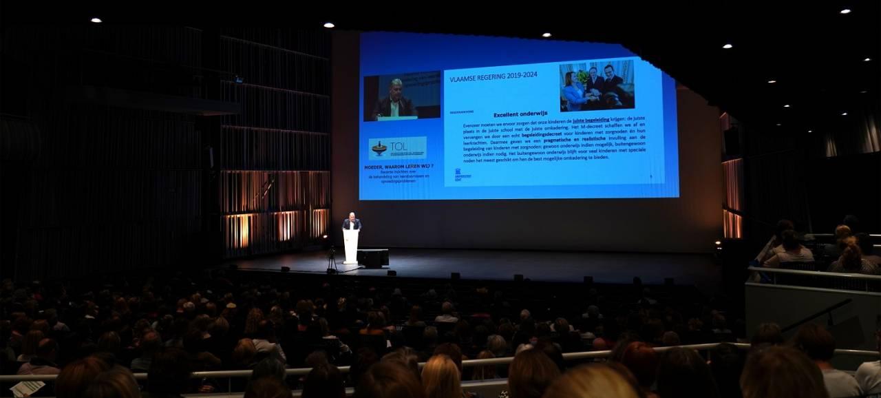 Tol-Congres met meer dan 900 deelnemers