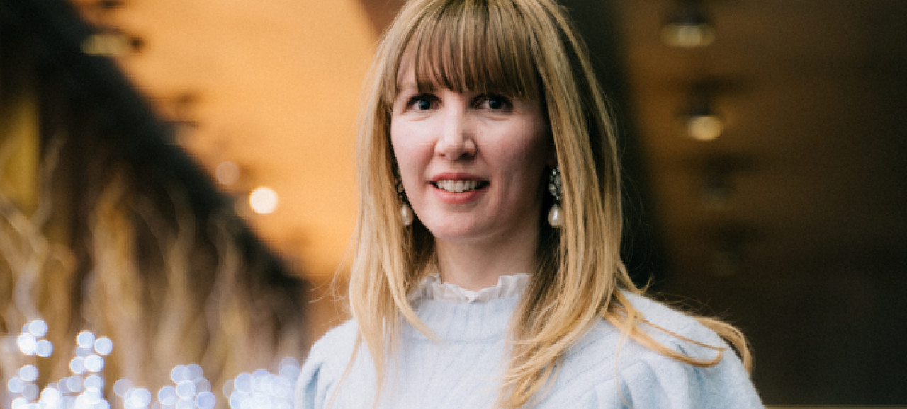 Een gesprek met  Darline Kint, NAH-patiënt,  dromer en doener