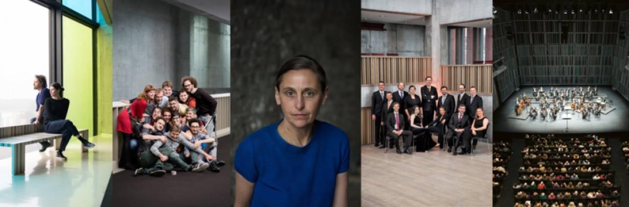 Huisartiesten van het Concertgebouw – Backstage stories